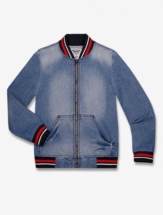 Джинс куртка