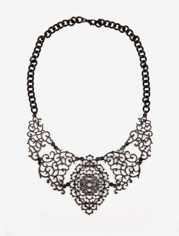 Винтажное ожерелье Глория Джинс