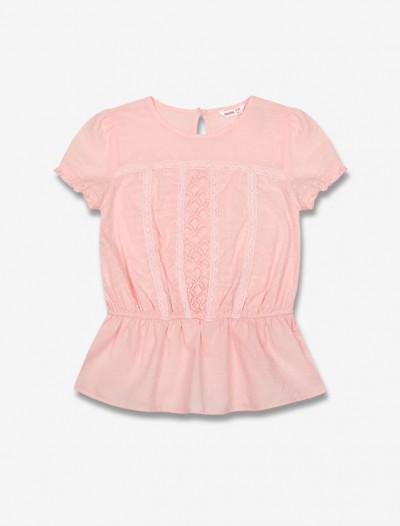 Блузка на кулиске Глория Джинс
