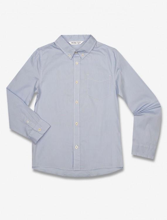Сорочка с нагрудным карманом Глория Джинс