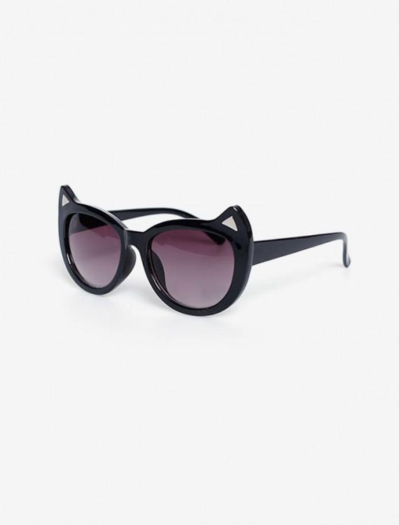 Солнцезащитные очки с ушками Глория Джинс