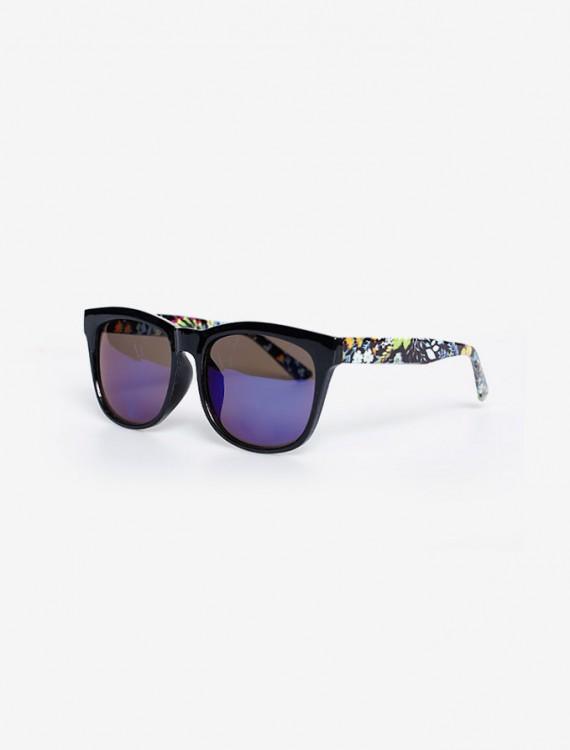 Солнцезащитные очки с узором Глория Джинс