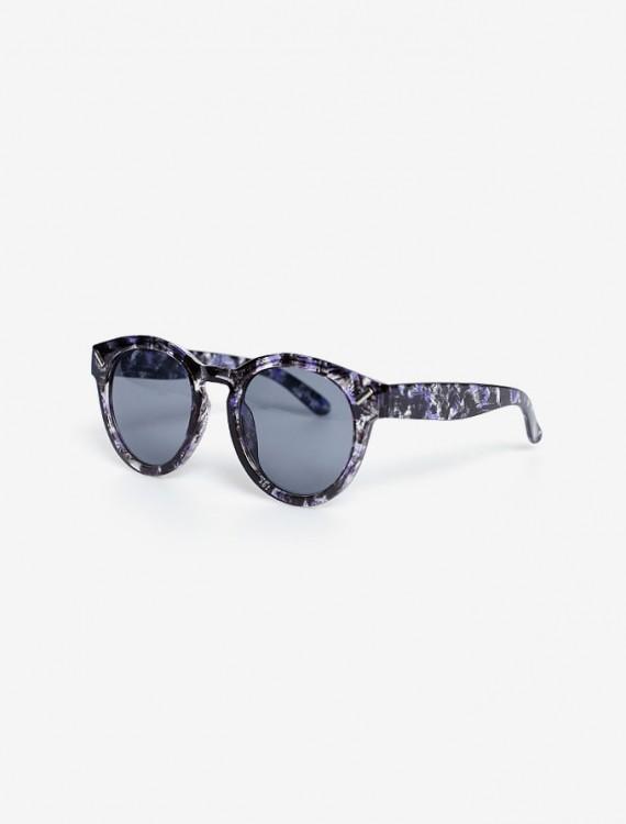 Солнцезащитные очки с принтом Глория Джинс