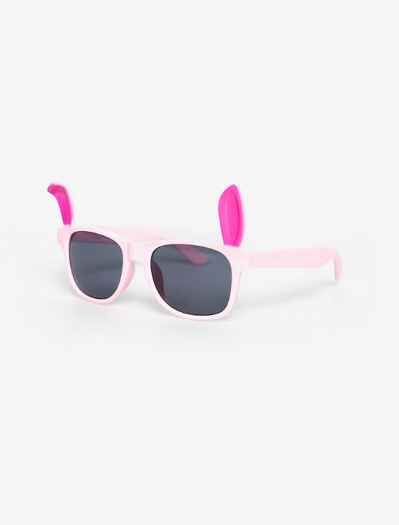 Солнцезащитные очки с декоративными ушками Глория Джинс