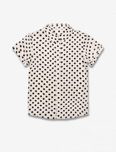 Рубашка с коротким рукавом Глория Джинс