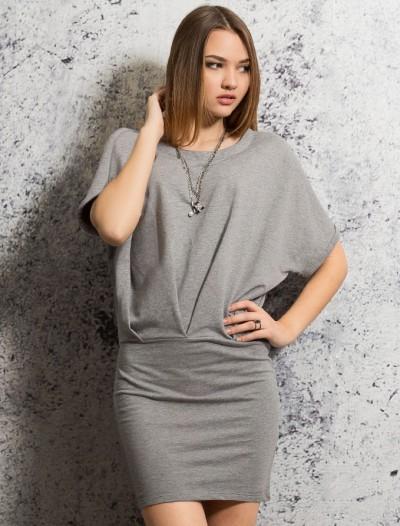 Платье свободного кроя Глория Джинс