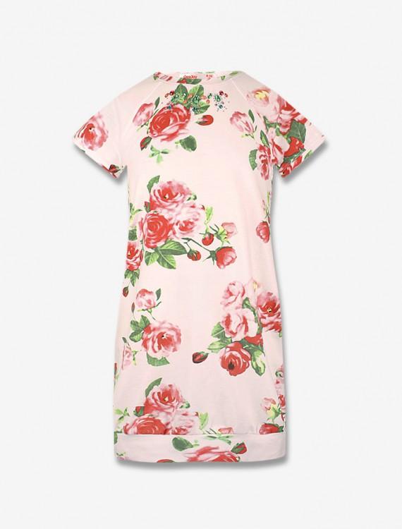 Платье с цветочным принтом Глория Джинс
