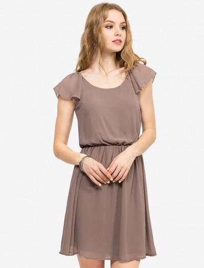 Платье с рукавами крылышками Глория Джинс