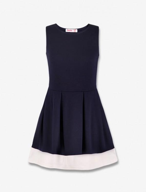 Платье с отрезной талией Глория Джинс