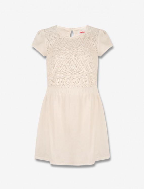 Платье с кружевным топом Глория Джинс