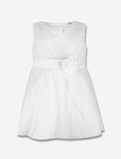 Платье с драпировкой Глория Джинс