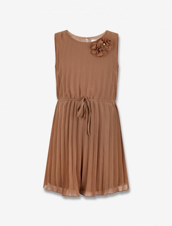 Платье с аппликацией Глория Джинс