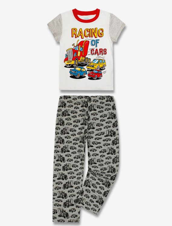 Пижама с рисунком Глория Джинс
