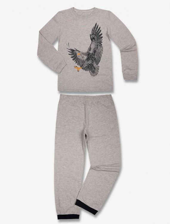 Пижама с длинным рукавом Глория Джинс