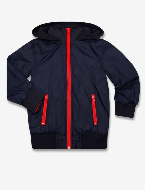 Куртка с яркой отделкой Глория Джинс