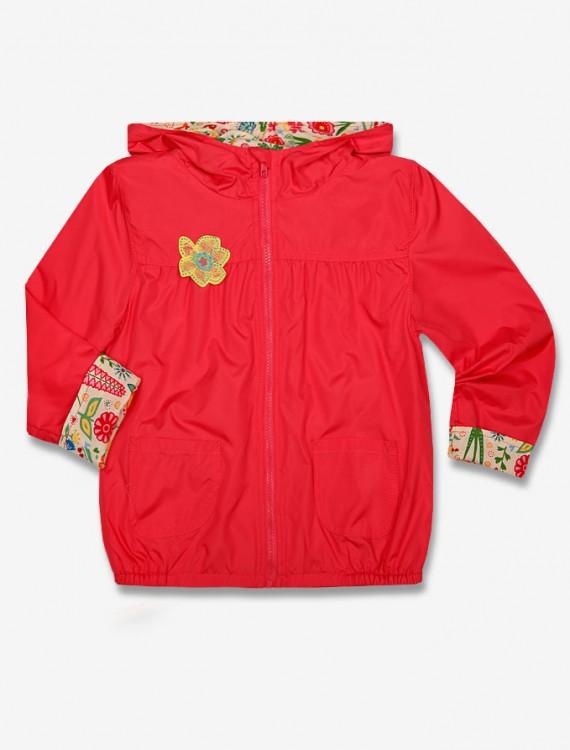 Куртка с аппликацией Глория Джинс
