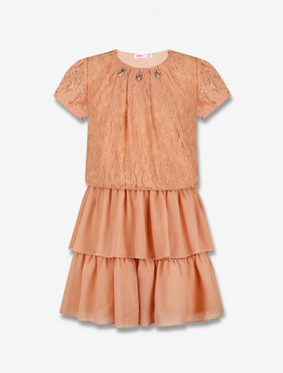 Кружевное платье Глория Джинс