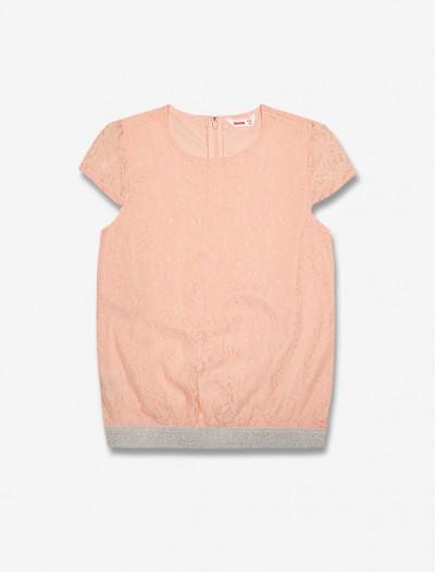 Кружевная блузка Глория Джинс