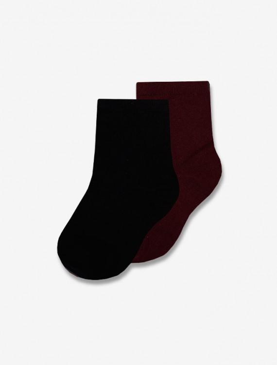 Комплект однотонных носков Глория Джинс