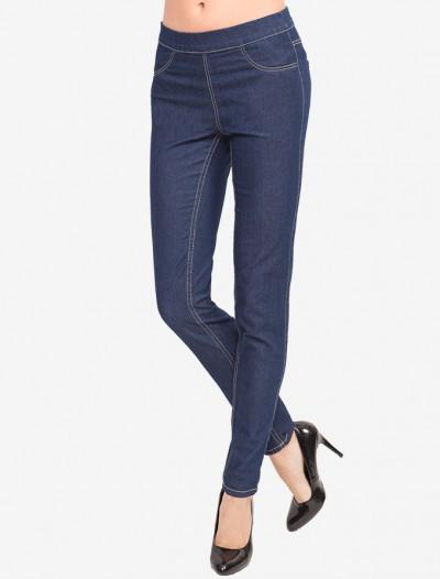 Джинсы Legging с эластичным поясом Глория Джинс